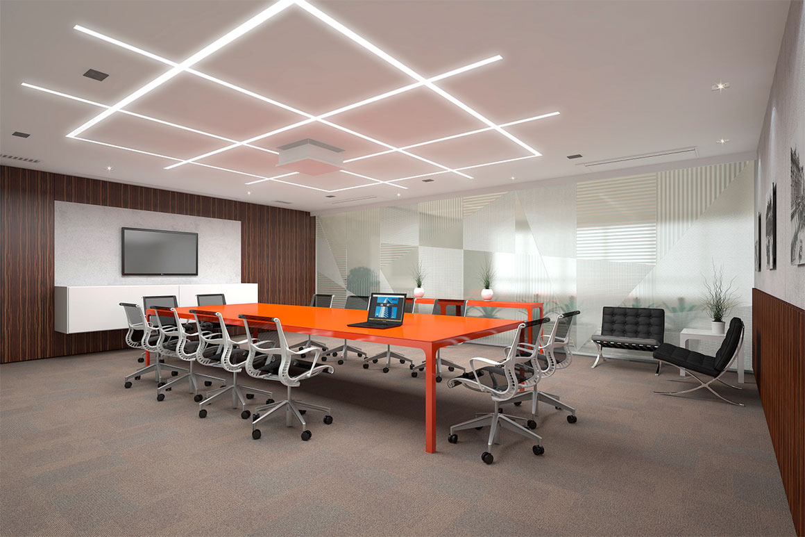 Sala de Reunião para 12 pessoas